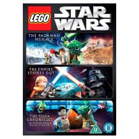 DVD LEGO Star Wars: Triple Pack