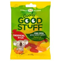 Goody Good Stuff tropical fruit