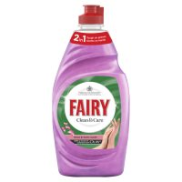 Fairy clean and care rose & satin