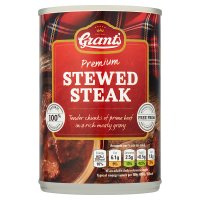 Grant's stewed steak