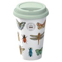 Kew bug study travel mug