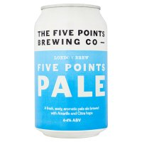 London Brew Five Points Pale Ale