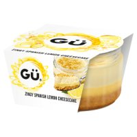 Gü lemon cheesecake