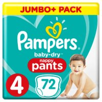 Pampers Baby Dry Pants Jumbo Pack