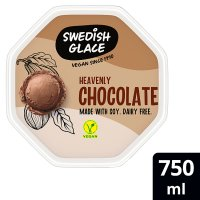 Swedish Glace Dairy Free Heavenly Chocolate