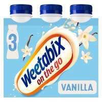 Weetabix On The Go Vanilla