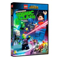 DVD LEGO Justice League: Cosmic Clash