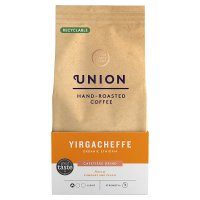 Union Hand-Roasted Coffee Yirgacheffe Ethiopia