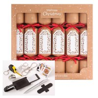 Waitrose Christmas Personalise Crackers