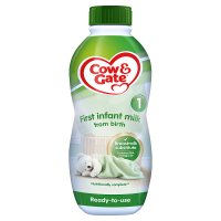 Cow & Gate 1 first infant milk newborn