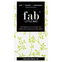 Fab Little Bag Tampon Disposal