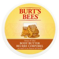 Burt's Bees body butter honey & shea butter