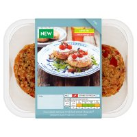 Waitrose 6 Scottish assorted salmon grills