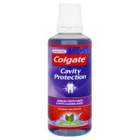 Colgate Cavity Protection mouthwash