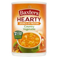 Baxters hearty country vegetable