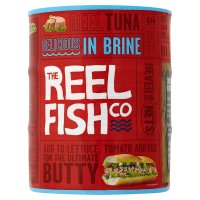 The Reel Fish Co tuna in brine
