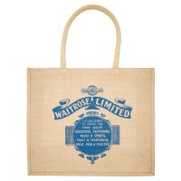 Waitrose Heritage Juco Bag