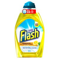 Flash Liquid Gel Crisp Lemons Concentrated All Purpose Cleaner