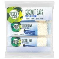 Nature's Store coconut bars