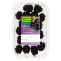 Waitrose 1 speciality blackberries