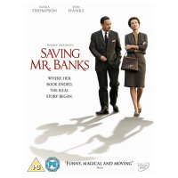 DVD Saving Mr. Banks