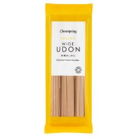 Clearspring wide udon wholewheat noodles