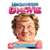 DVD Mrs Brown's Boys D'Movie