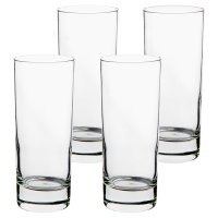 essential Waitrose hi-ball tumblers, pack of 4