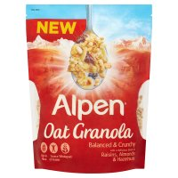 Alpen Oat Granola Raisins & Almonds