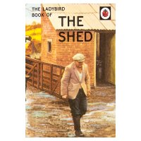 Ladybird Book of Sheds