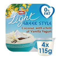 Muller Light Coconut with Vanilla