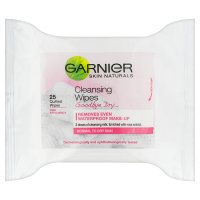 Garnier cleansing wipes