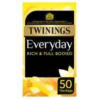Twinings everyday 50 tea bags