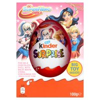 Kinder surprise Easter egg