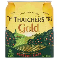 Thatchers Gold.