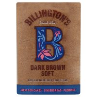 Billngton's dark brown soft sugar