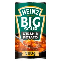 Heinz Big Soup Angus steak & potato