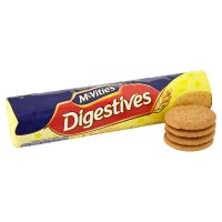 McVitie's lemon cheesecake creams