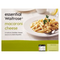 essential Waitrose macaroni cheese