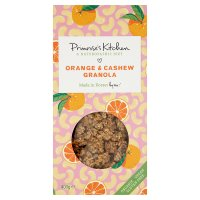 Primrose's Kitchen Orange & Cashew Granola