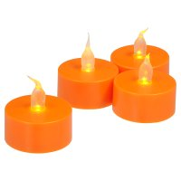 Waitrose Halloween LED Tealights