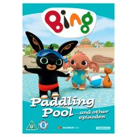 DVD Bing: Paddling Pool