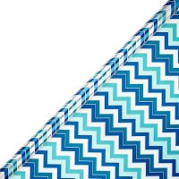 Waitrose 2metre Roll Chevron Foil
