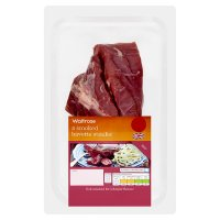 Waitrose 2 Smoked Bavette Steaks