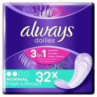 Always Dailies Normal Pantyliner 32PK
