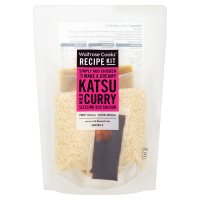 Cooks' Recipe kit katsu curry