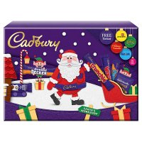 Cadbury Snowman selection box