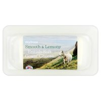 Waitrose British soft goats' cheese strength 2
