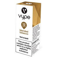 Vype eLiquid Blended Tobacco