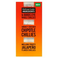 Waitrose Cooks' Ingredients chilli selection